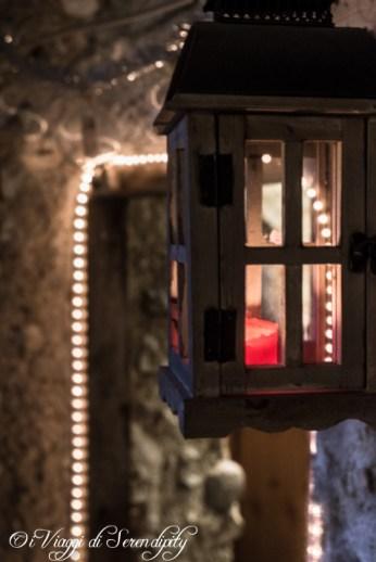 Mercatini di Natale Rango luci