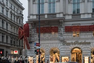 Vienna a Natale illuminata