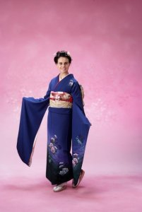 Monica Weber in Giappone