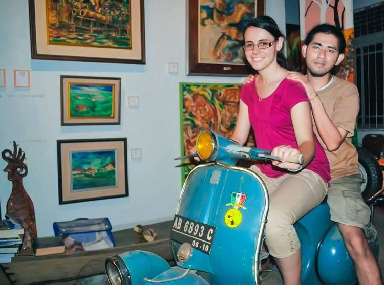 Monica e Jemy Intervista di viaggio