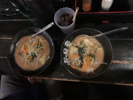 Naritaya Ramen Vegetariano a Tokyo