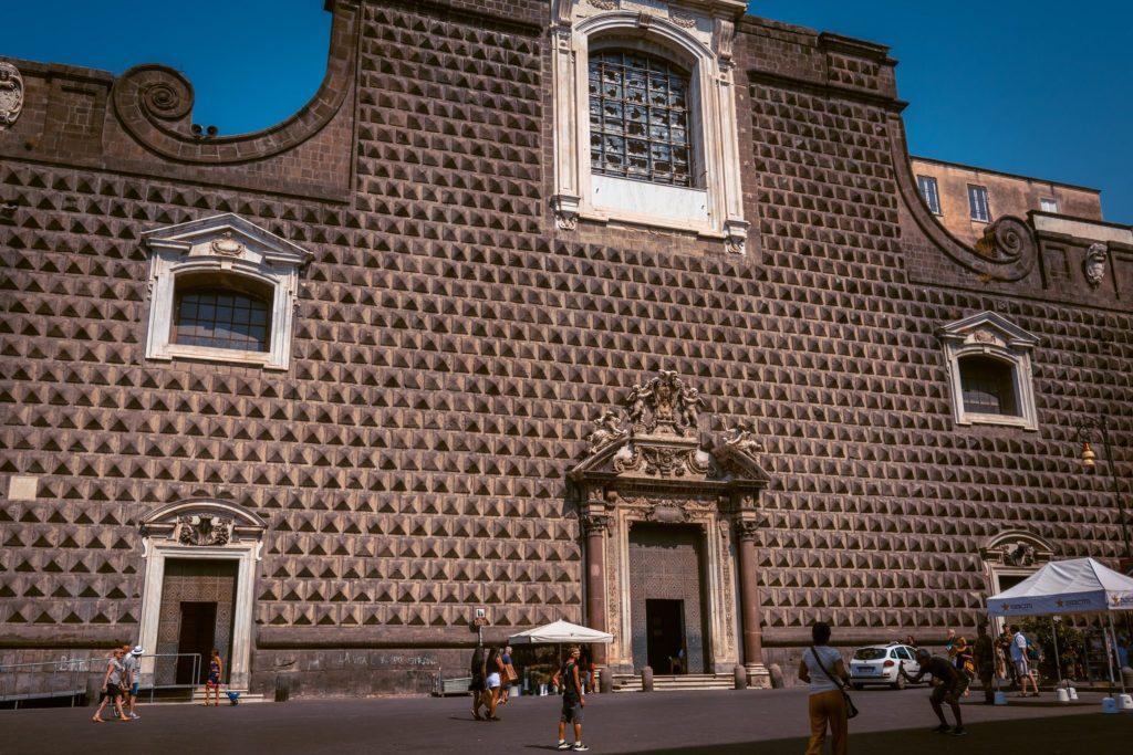 chiesa di piazza del gesù ai decumani