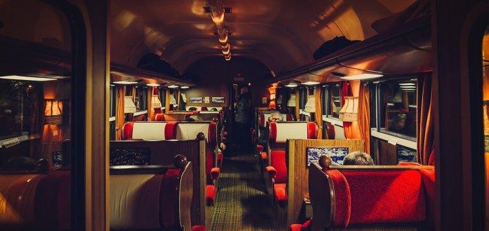 5 viaggi in treno più romantici d'europa