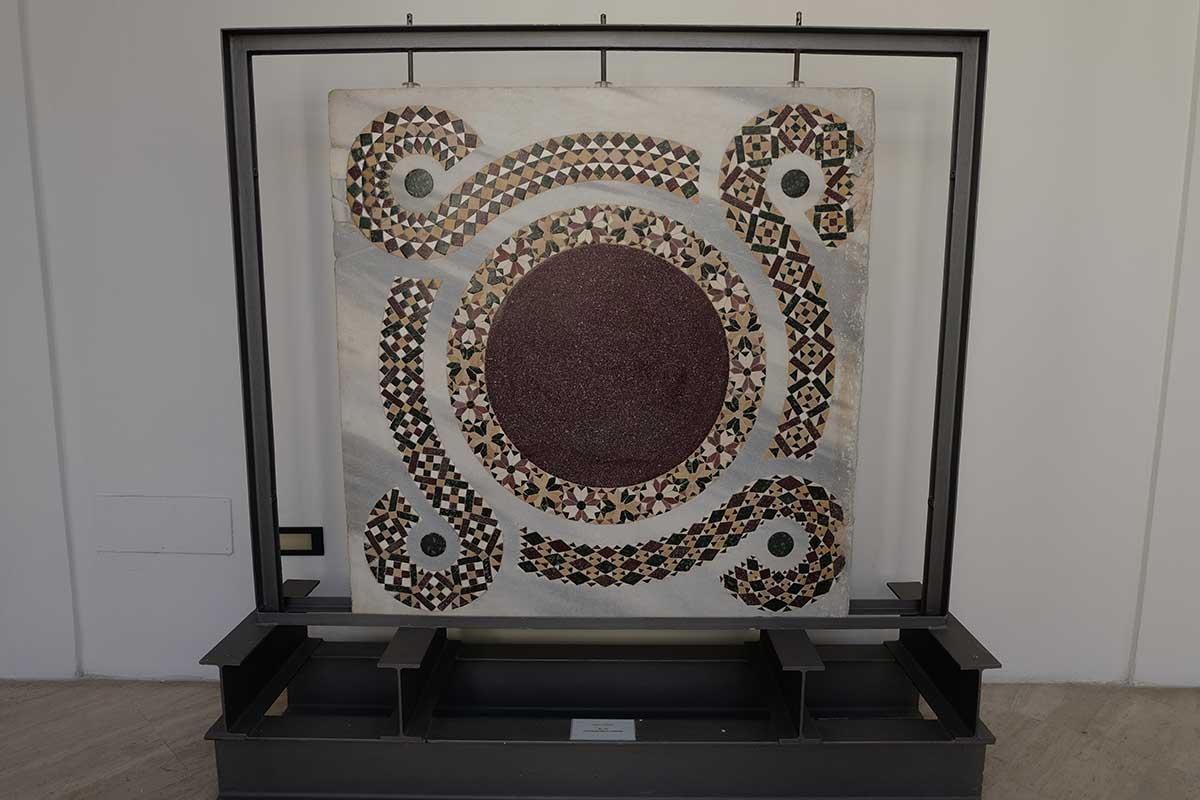 mosaico Duomo di Salerno