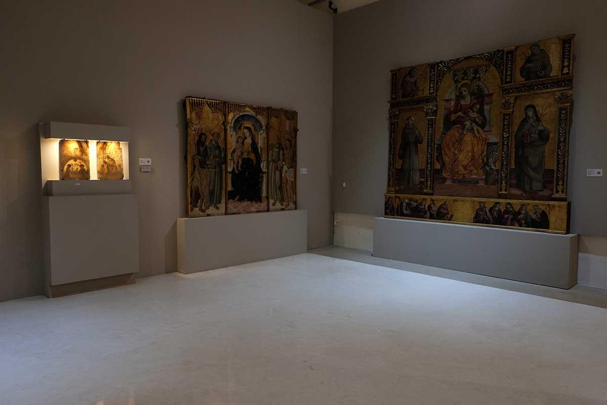 Le Madonne del Museo Diocesane