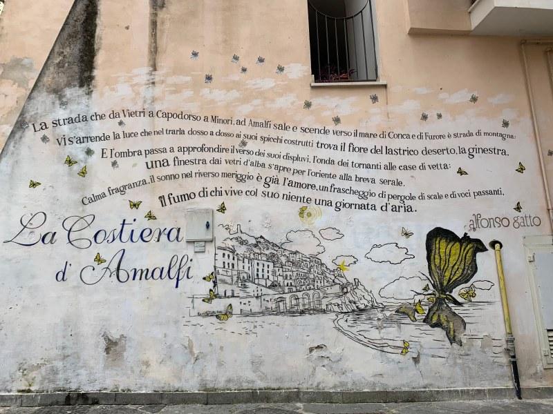 Muri d'Artista a Salerno