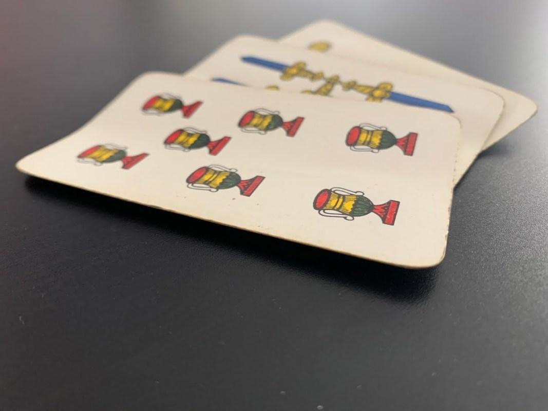 carte napoletana a coppe