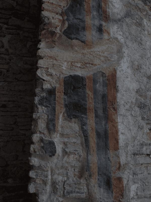 mura San Pietro a Corte