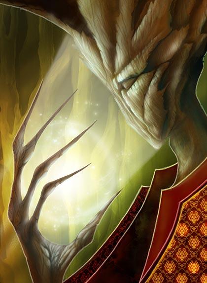 valentina lauria - ivien art - fantasy card noframe