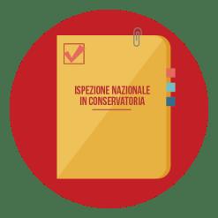 Ispezione nazionale in Conservatoria
