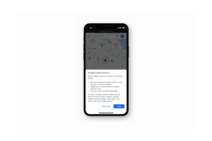 How to Use Incognito Mode in Google Maps