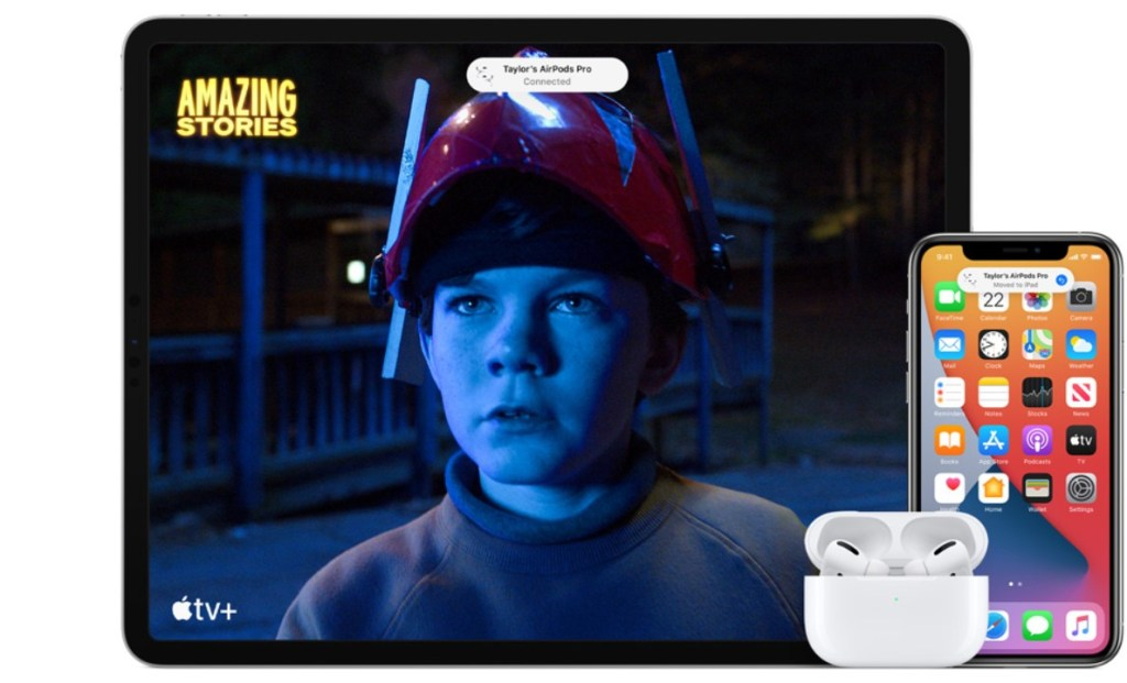 AirPods Automatic switching