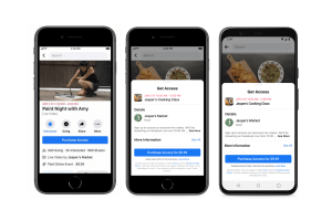 Facebook Introducing New Monetization for Small Business to Earn via Paid Online Events