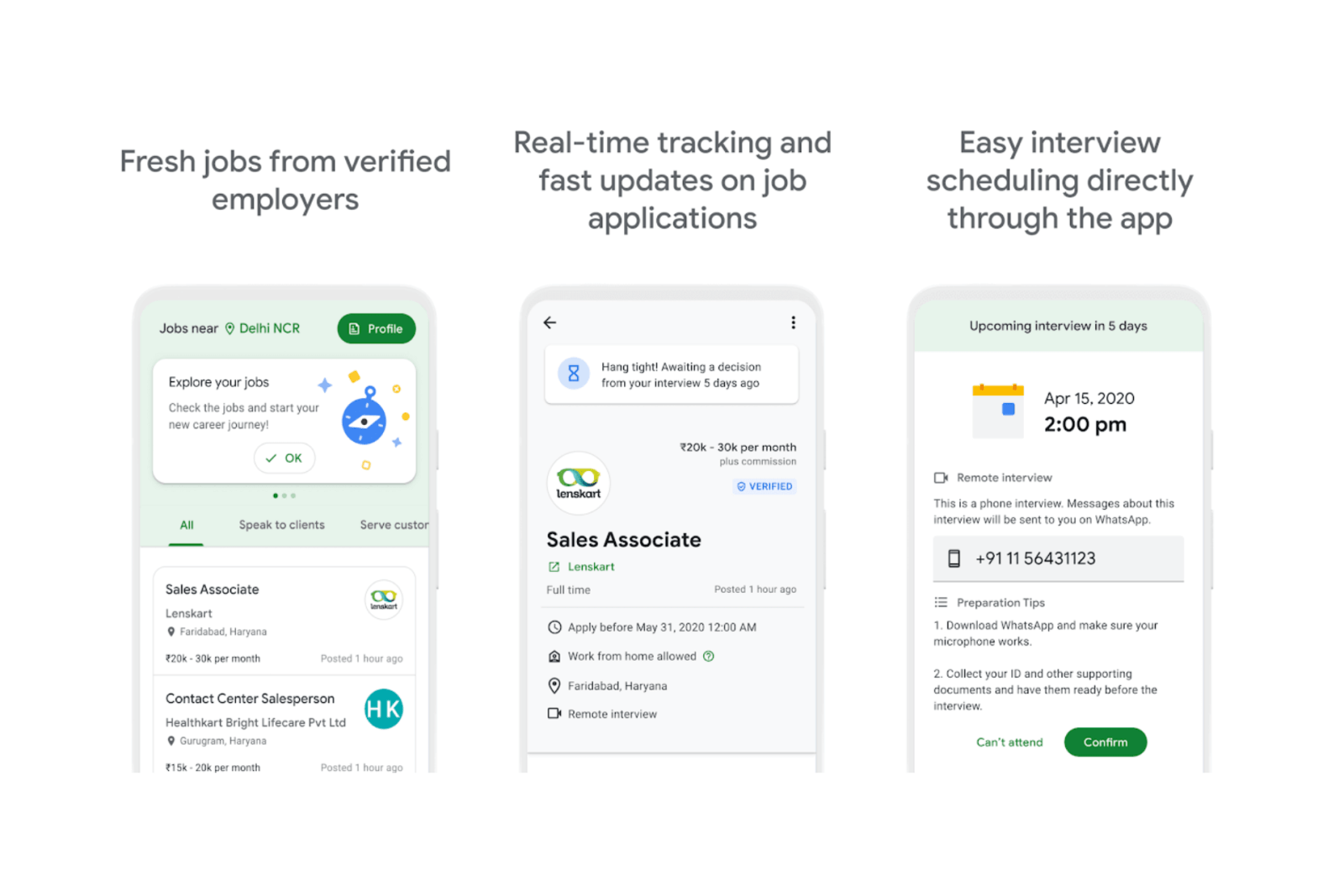 Google Launches Kormo Jobs app for Android to Helps Job Seekers Find Relevant Opportunities