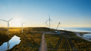 Apple invests in the world's largest onshore wind turbines to power data center