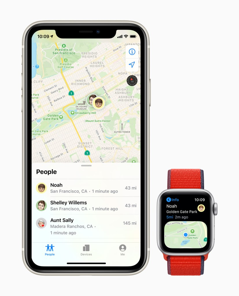 How Family Setup Works in watchOS 7 While Family Members do not have an iPhone
