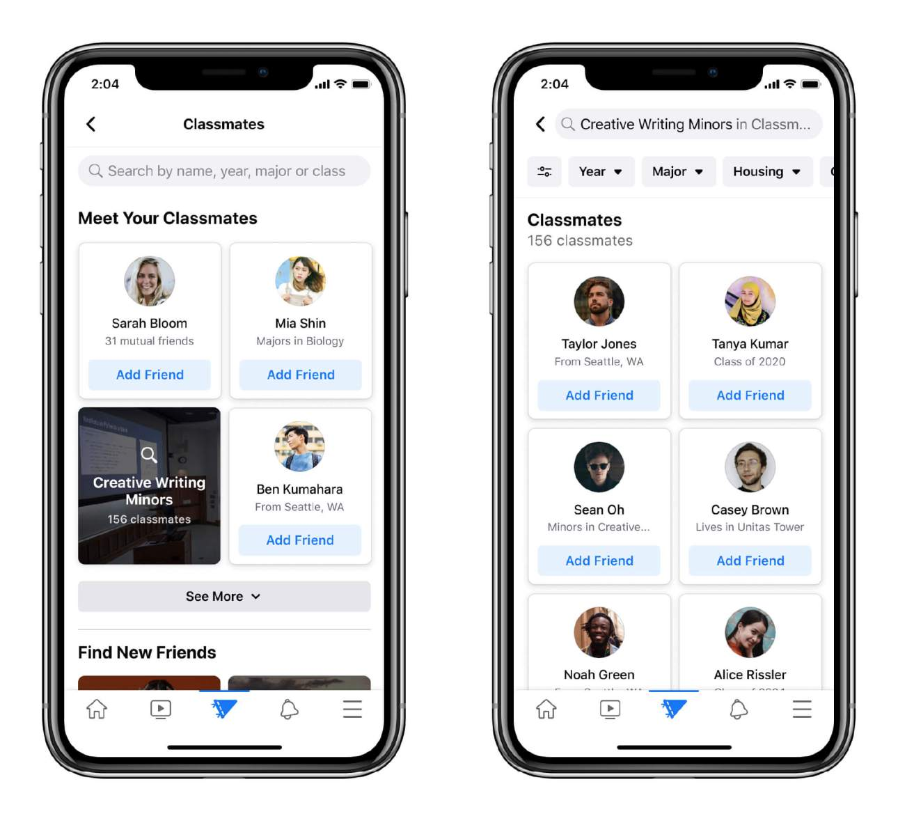 Facebook Launched Facebook Campus for Only College Students