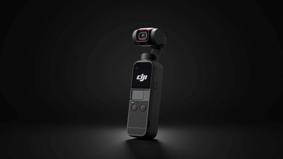 DJI Pocket 2: The Smallest Stabilized Mini 4K Camera