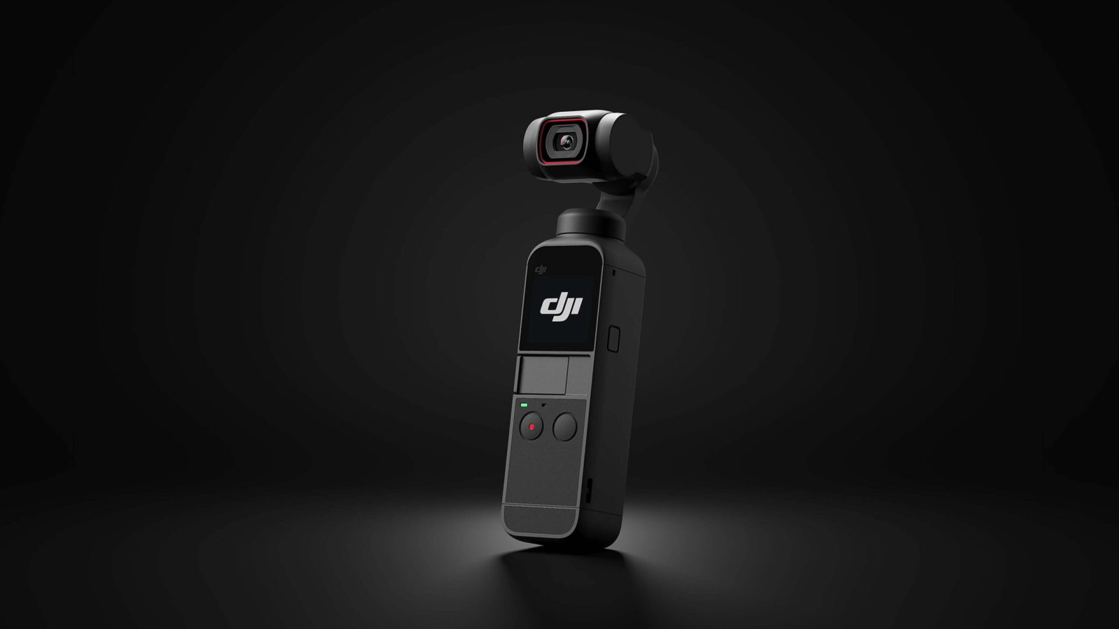 DJI Pocket 2: The Smallest Stabilized Mini 4K Camera