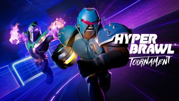 HyperBrawl Tournament is Now Available Xbox One
