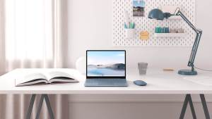 Microsoft Launches New Surface Laptop Go with 12.4'' PixelSense Touchscreen and New Accessories