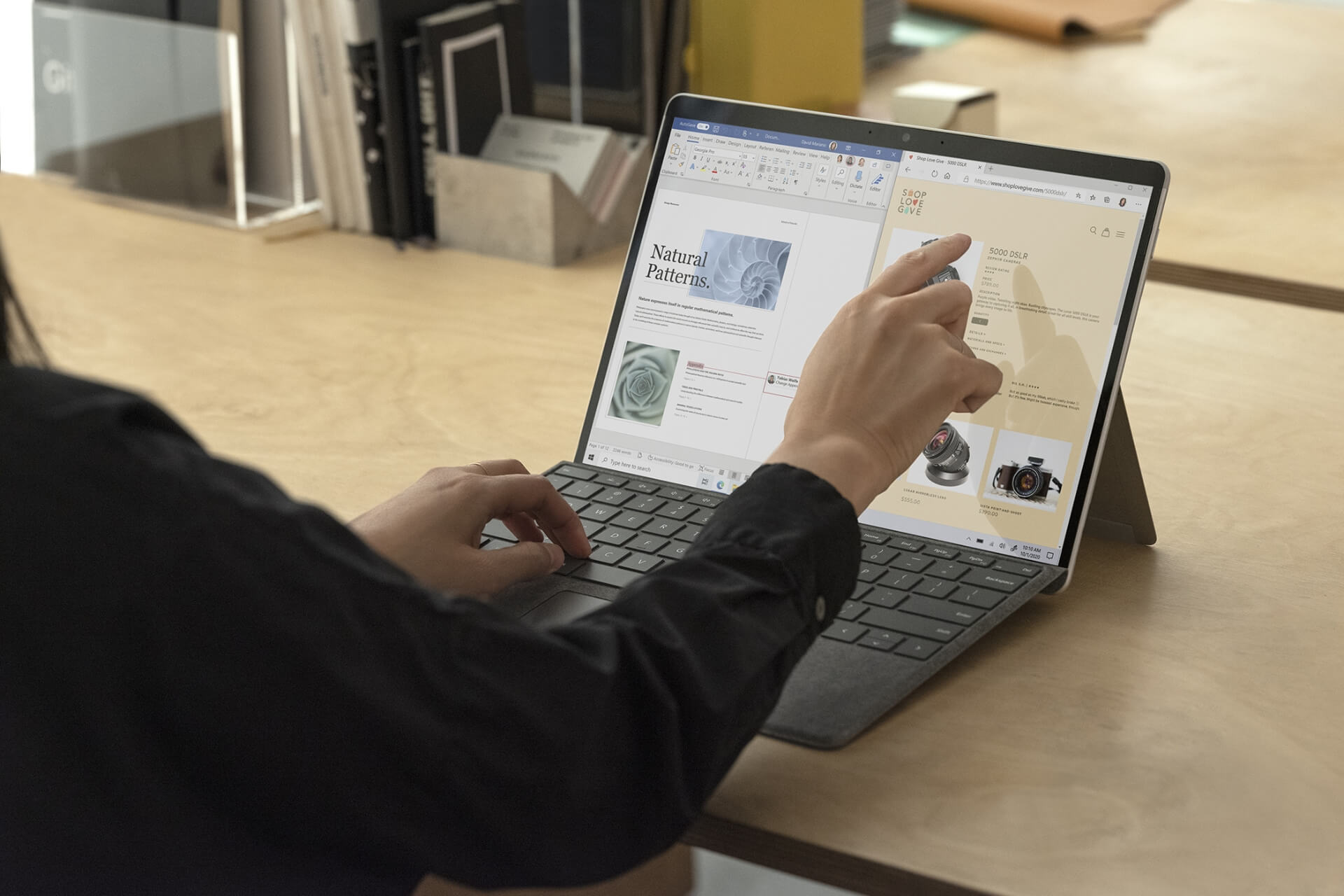 Microsoft Surface Pro X Now Equipped With New Microsoft SQ2 Processor