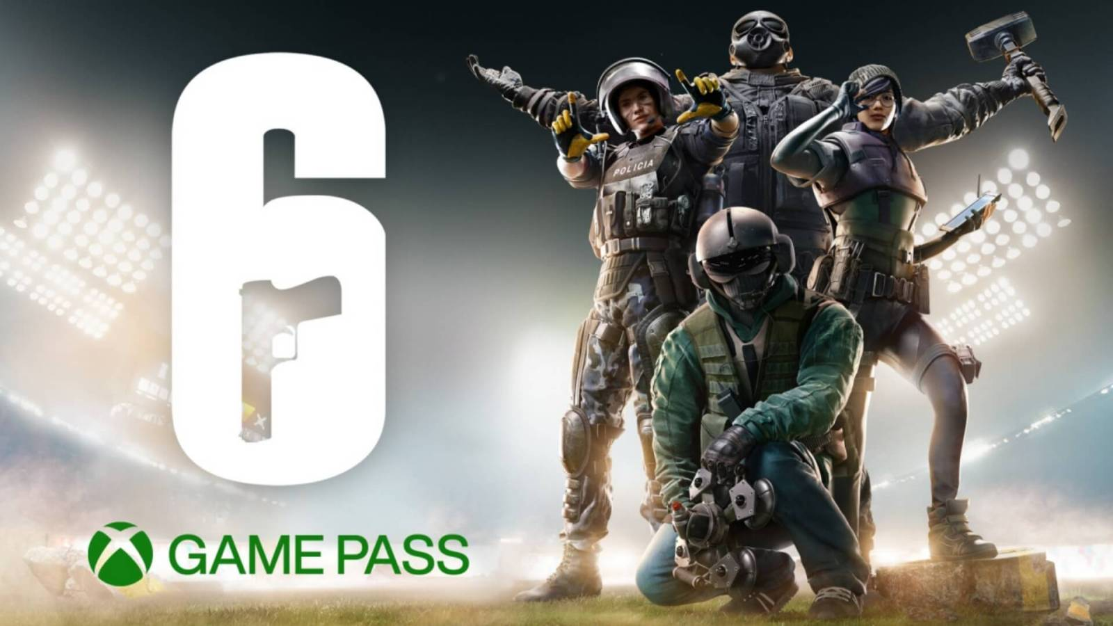 Tom Clancy's Rainbow Six Siege is Coming to Xbox Game Pass for Console & Android on October 22