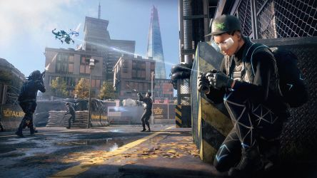 Watch Dogs Legion is available on Xbox One, and coming to Xbox Series XS on November 10