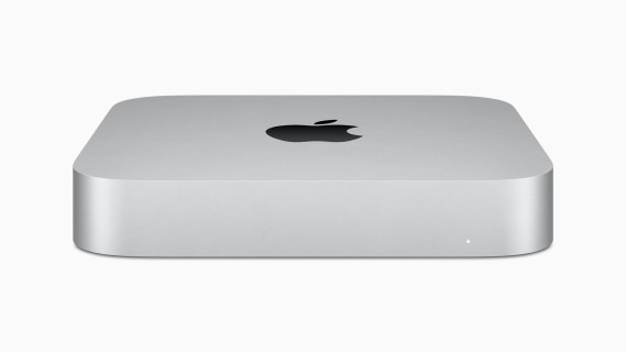 Apple announced a new Mac mini with the M1 chip