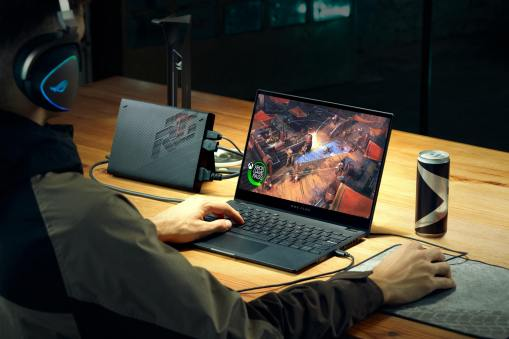 Asus Announced 13-inch ROG Flow X13 2-in-1 Portable Gaming Laptop, With External GPU