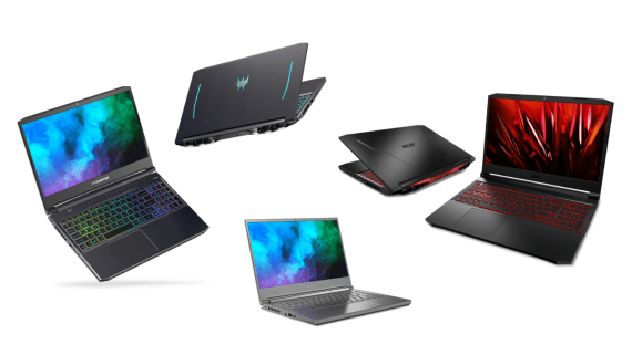 Acer Announces Nitro 5, Helios 300, and Predator Triton 300 SE at CES 2021
