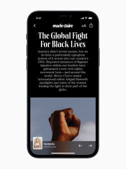 Apple Celebrate Black History Month Across Its Products