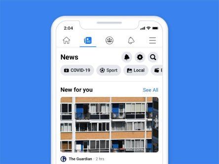 Facebook News Arrived In The UK