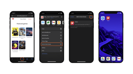How to play Stadia games on iPhone or iPad