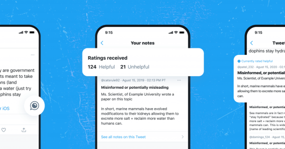 """Twitter Launched """"Birdwatch"""", A New Antidote To Misinformation"""