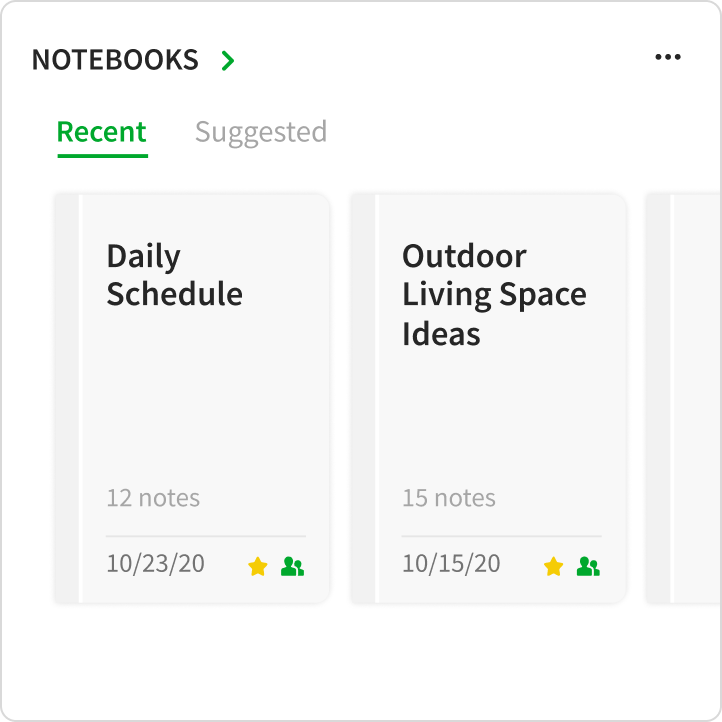 Evernote Introduces New Home Dashboard, Access All Information In One Place