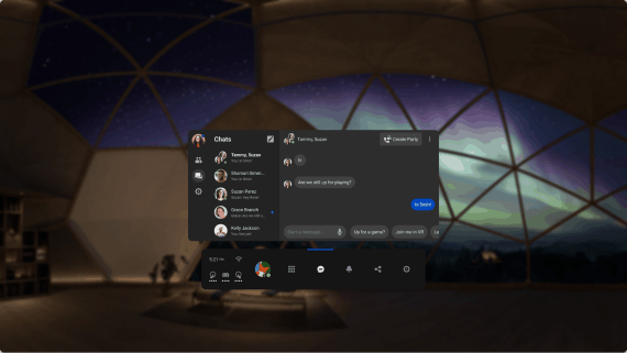 Facebook Rolling Out Messenger on Oculus