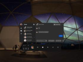 Facebook Rolling Out Messenger on Oculus