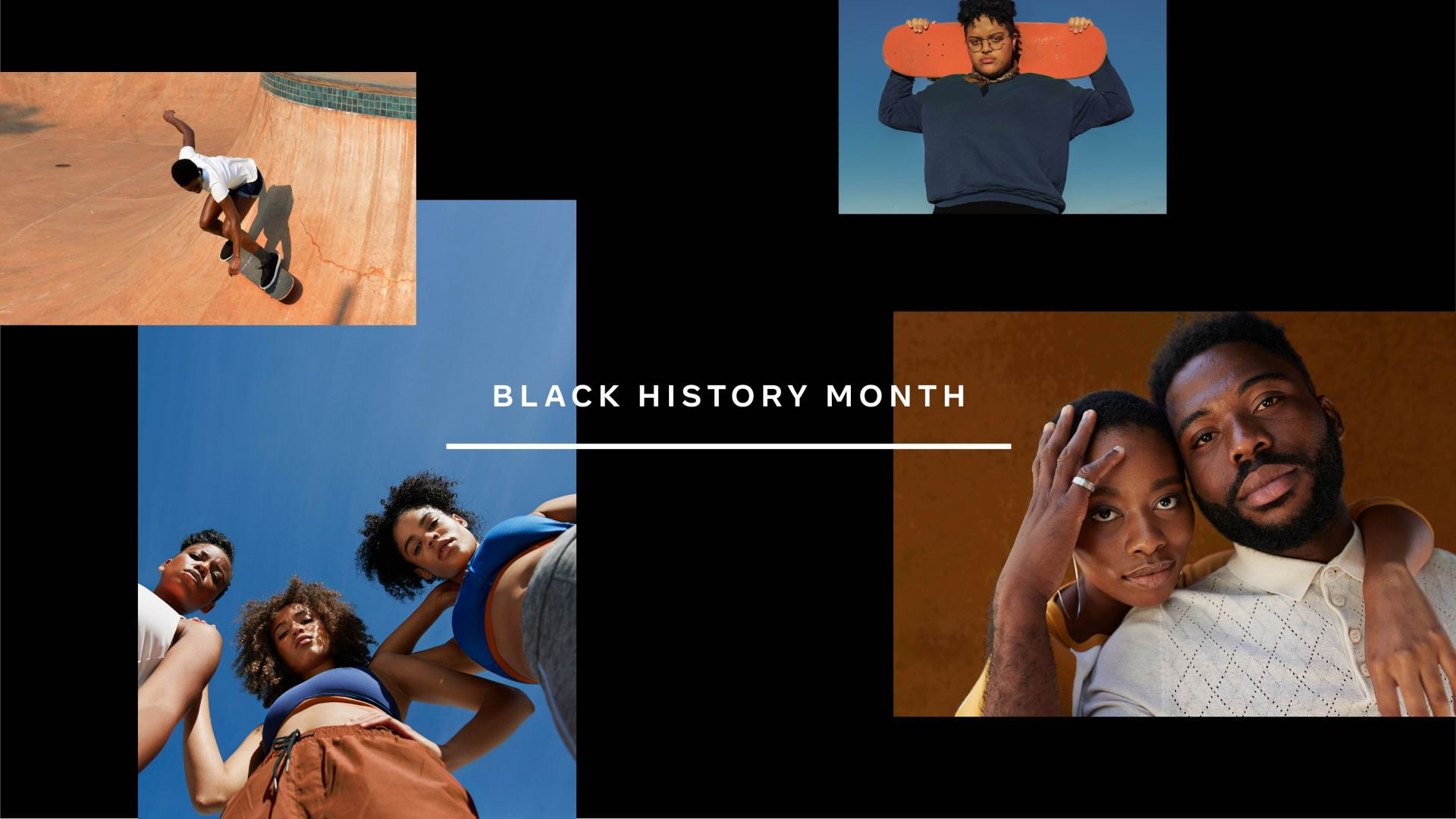 Facebook celebrating Black History Month