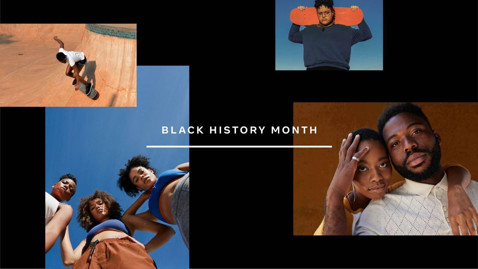 Facebook celebrating Black History Month