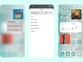 Pinterest Launches 'Interests' Widget for iOS
