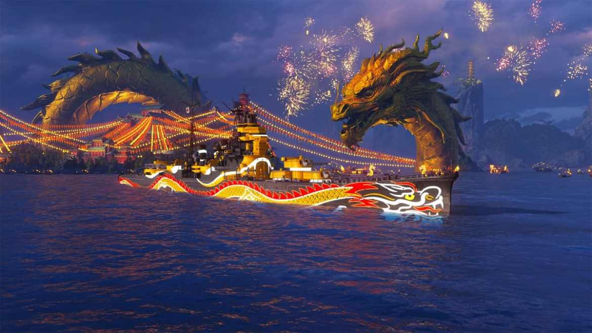 World of Warship Legends brings new Aircraft Carriers