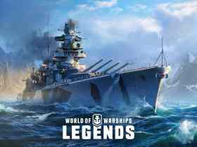 World of Warship: Legends brings new Aircraft Carriers