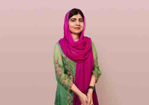 Apple TV+ announced a multiyear partnership with Malala Yousafzai