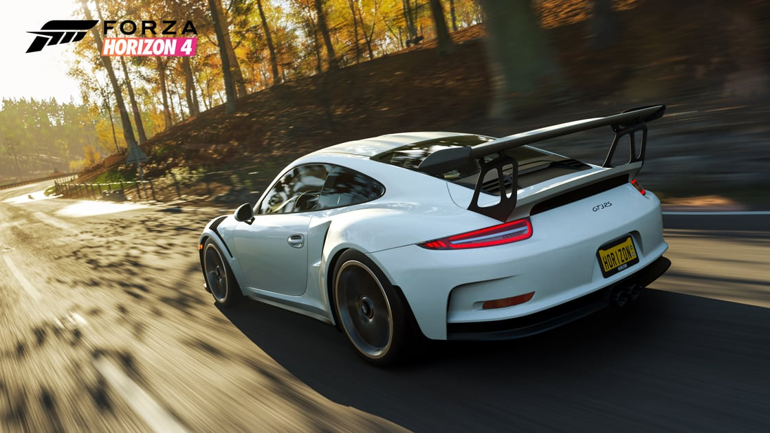 Forza Horizon 4 now officially available on Steam