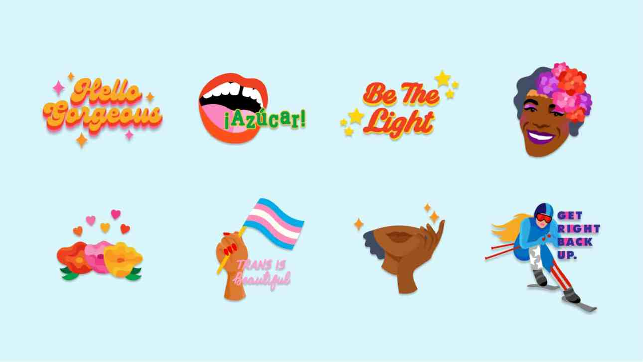 Facebook Announced Game-Changing Women Sticker Pack for Messenger and Instagram