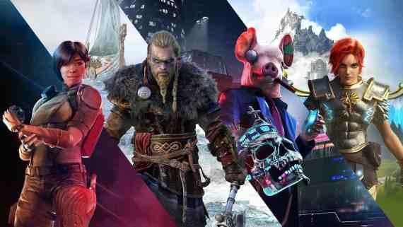 Ubisoft Publisher Sale: Huge Savings On Ubisoft Games