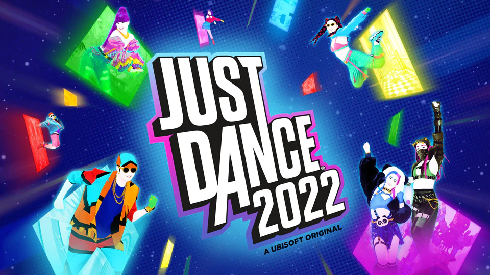 Just Dance 2022 Pre-order Available Now
