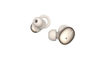 1MORE Stylish True Wireless In-Ear Headphones - Gold ($30 off)