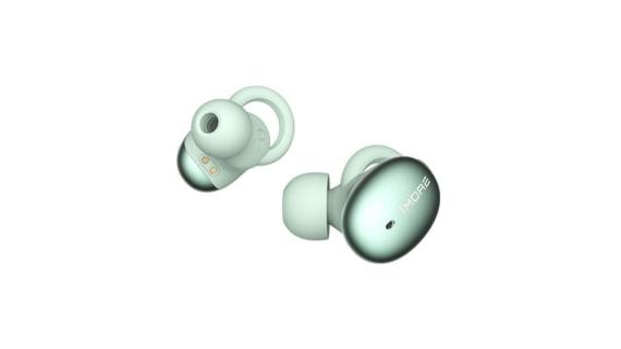 Save $30 on 1MORE Stylish True Wireless In-Ear Headphones - Mint Green